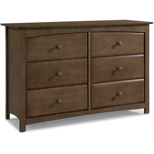 Storkcraft Kenton 6-Drawer Universal Dresser