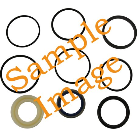 Hydraulic Cylinder Seal Kit For Kubota KH-191 EXCAVATOR 68493-91040, Bore 80mm x Rod 50mm -  Complete Tractor, C1901-1210T