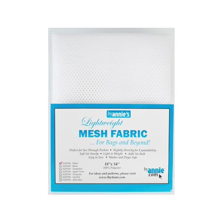 By Annie Mesh Fabric Lightweight 18x54