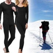 2pc Men's or Women's Thermal Base Layer Performance Set Shirt Pants