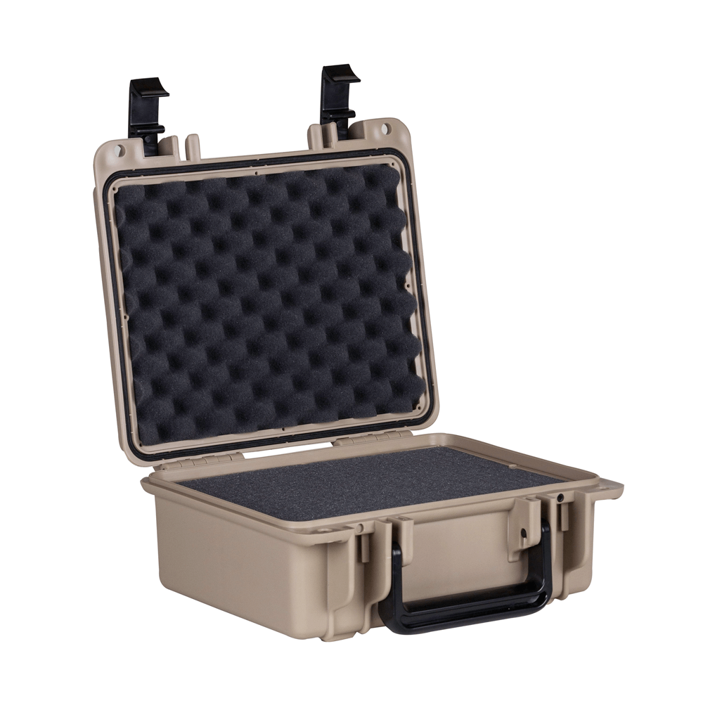 SE300 Watertight Hard Case~Tan / Empty