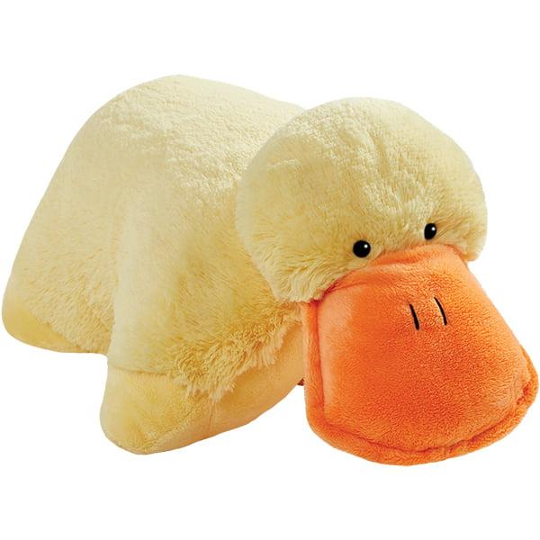 Pillow Pets 18 Signature Puffy Duck Stuffed Animal Plush Toy