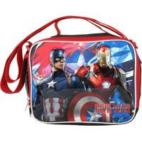 Lunch Bag - Marvel - Captain America Civil War New 661731