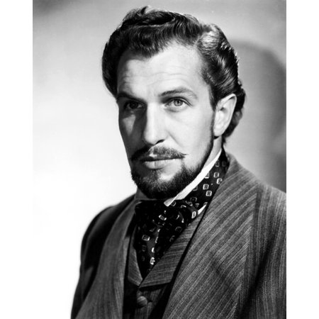 The Song Of Bernadette Vincent Price 1943 Tm And Copyright 20Th Century Fox Film Corp All Rights Reserved Courtesy Everett Collection Photo Print (Vincent Price Halloween Song)