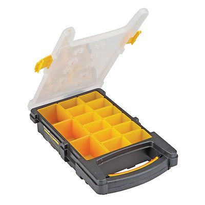 Mini Divided Storage Organizer Drawer Bin Case Box for Small Parts Screws Bolts ()