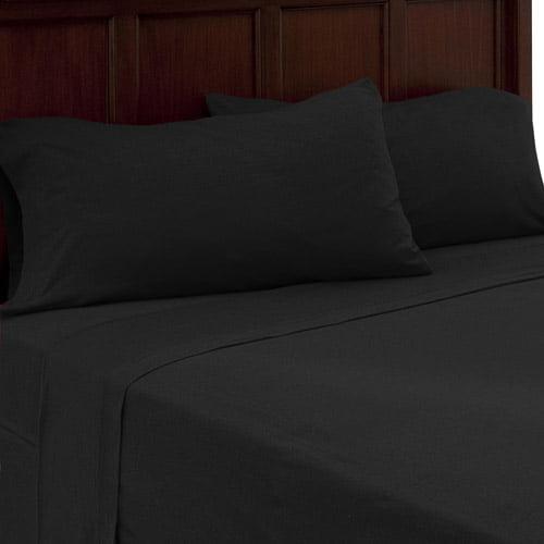 Mainstays Cotton Jersey Bedding Sheet Set