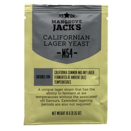 Mangrove Jack's Craft Series Yeast M54 California Lager 10g (Schöne Lager)