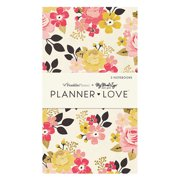 Planner Love Notebooks 3 Pack - My Story