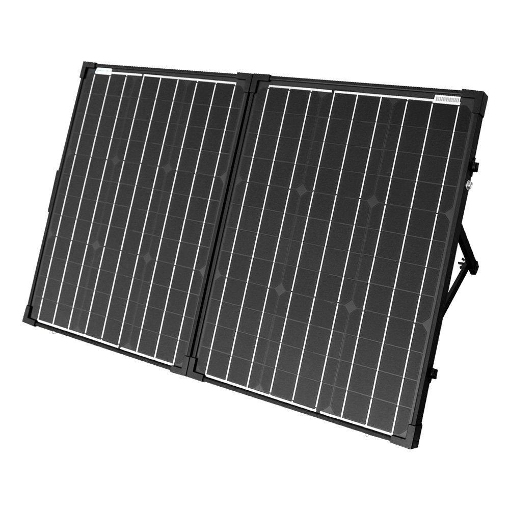 ACOPOWER 100 Watt 100W All Black Mono Foldable Solar Pane...