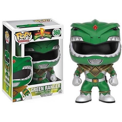 Funko POP! TV Power Rangers, Green Ranger by Funko