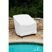 KoverRoos 49804 Weathermax Deep Seating Dining-Lounge Chair Cover, Toast - 36 W x 27 D x 35 H in.