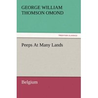Peeps at Many Lands : Belgium
