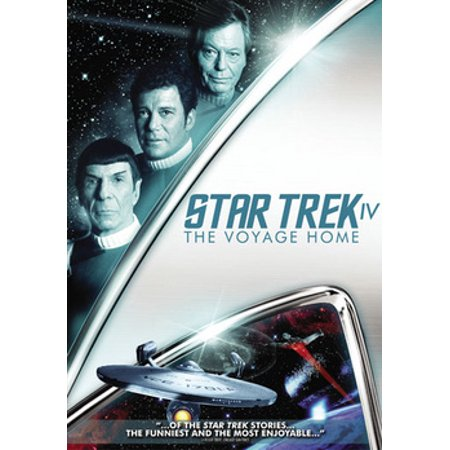 Star Trek IV: The Voyage Home (DVD) (Star Trek Iv The Voyage Home Putlocker)