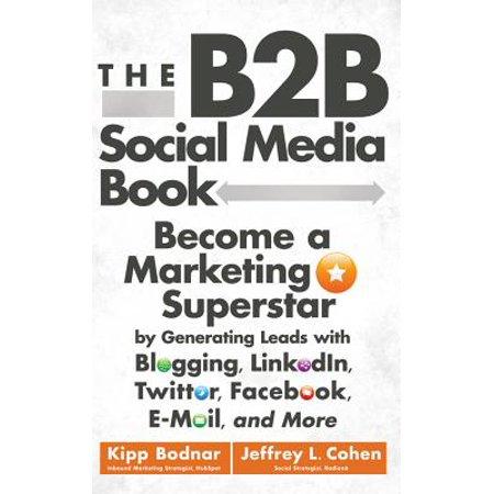 The B2B Social Media Book - eBook
