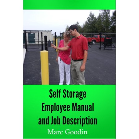 Self Storage Employee Manual And Job Description - - Spirit Store Jobs