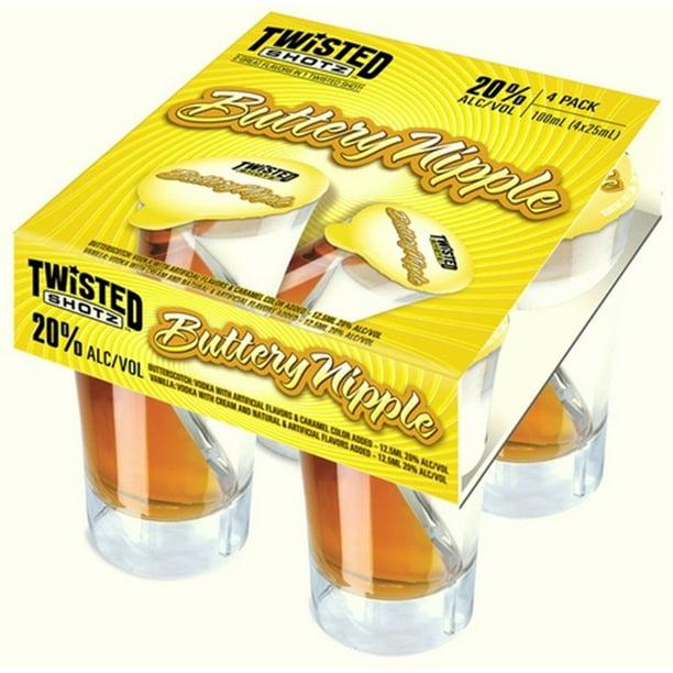 Twisted Bar Twisted Shotz Buttery Nipple 4 Pack 100 Ml Walmart Com Walmart Com,Prime Rib Recipes Food Network