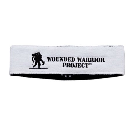 Under Armour Wwp Sweatband White 1249840001Osfa
