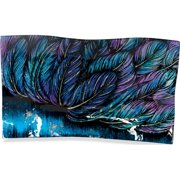 Angelstar Angel Feathers Rectangle Plate
