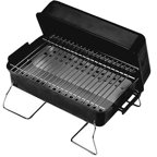 backyard grill 17 5 inch square charcoal grill