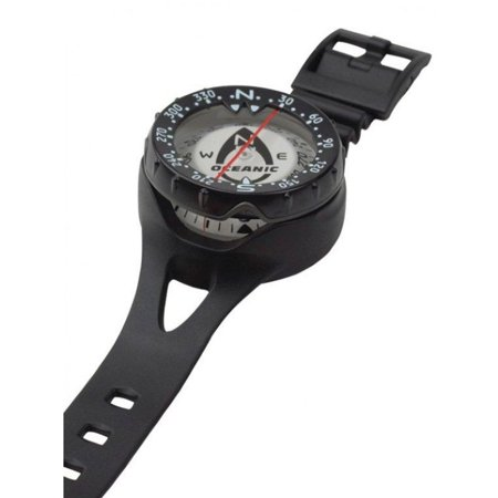 Weather Center Compass - Oceanic Swiv Compass With Wrist Mount Assembly