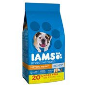Iams ProActive Health Adult Optimal Weight Dry Dog Food, 7 Lb