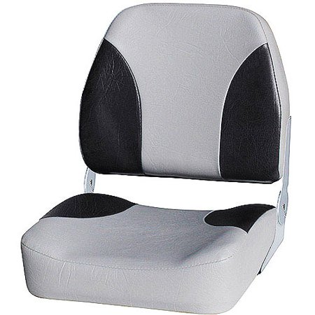 WISE Big Man High-Back Folding Boat Seat