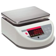 Ohaus BW1 5TUS Washdown Compact Bench Scale Legal for Trade  3 lb x 0 001 lb