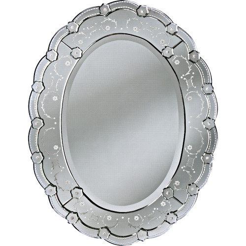 Venetian Gems Sophia Venetian Wall Mirror