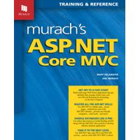 Murach's ASP.NET Core MVC (Paperback)