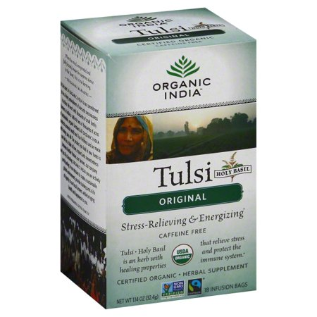 Tulsi Tea Original - 18 - Bags