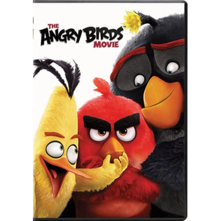 The Angry Birds Movie (DVD) (Angry Birds Seasons Halloween 1-8)