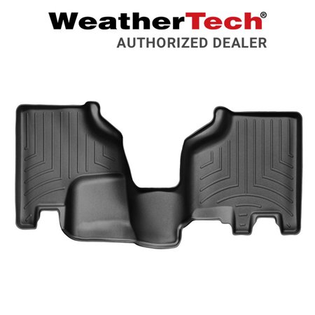WeatherTech Floor Liner Fits 2008-12 Jeep Liberty - Black 441402