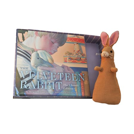 The Velveteen Rabbit Gift Set Or How Toys Become Real Walmart Com