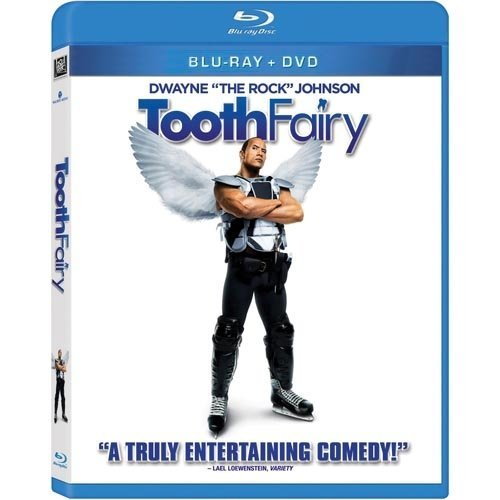 Tooth Fairy (Blu-ray + DVD) (With INSTAWATCH) (Widescreen)