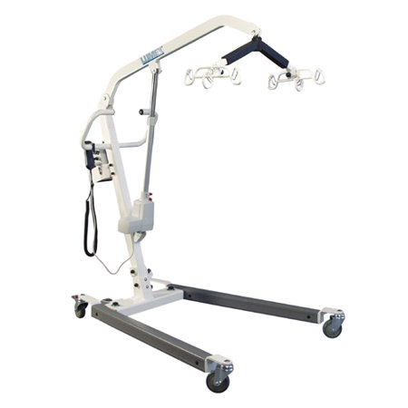 - Lumex Easy Lift Patient Lifting System - Bariatric Battery Powered Lift