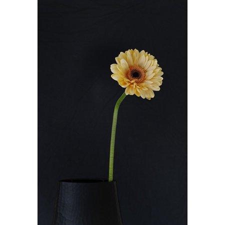 LAMINATED POSTER Vase Decor Yellow Flower Flower Still Life Poster Print 24 x