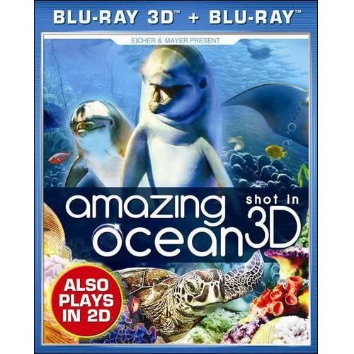 Amazing Ocean 3D (Blu-ray 3D + Blu-ray) (Widescreen)