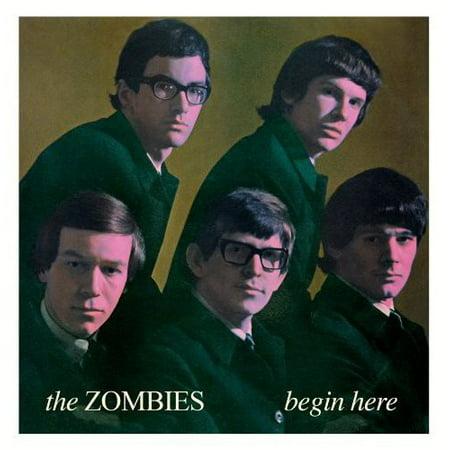 Begin Here (Mono) (Vinyl)