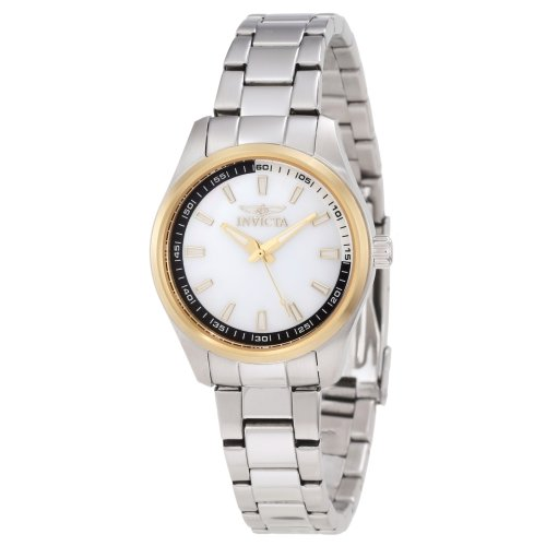 Invicta Women's 12831 Specialty Mother-Of-Pearl Dial Watch by Invicta