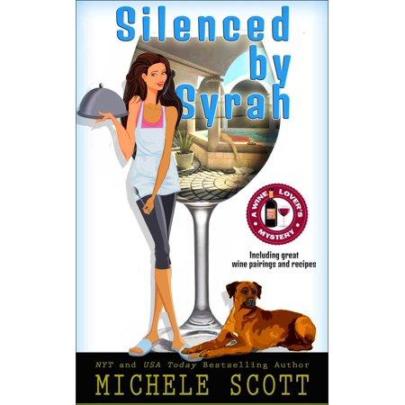 Silenced by Syrah - eBook