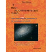A Most Incomprehensible Thing - Paperback
