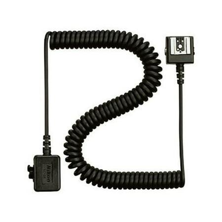 Nikon SC-28 9-Foot Coiled Remote Cord for Speedlight Flash TTL Control Nikon Ttl Cord