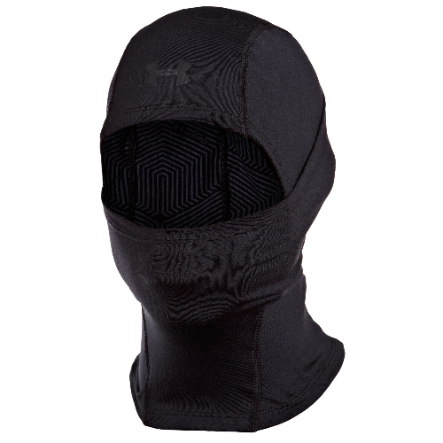 Under Armour 1244401 Men's Black ColdGear Infrared Tactical Hood - Size OSFA