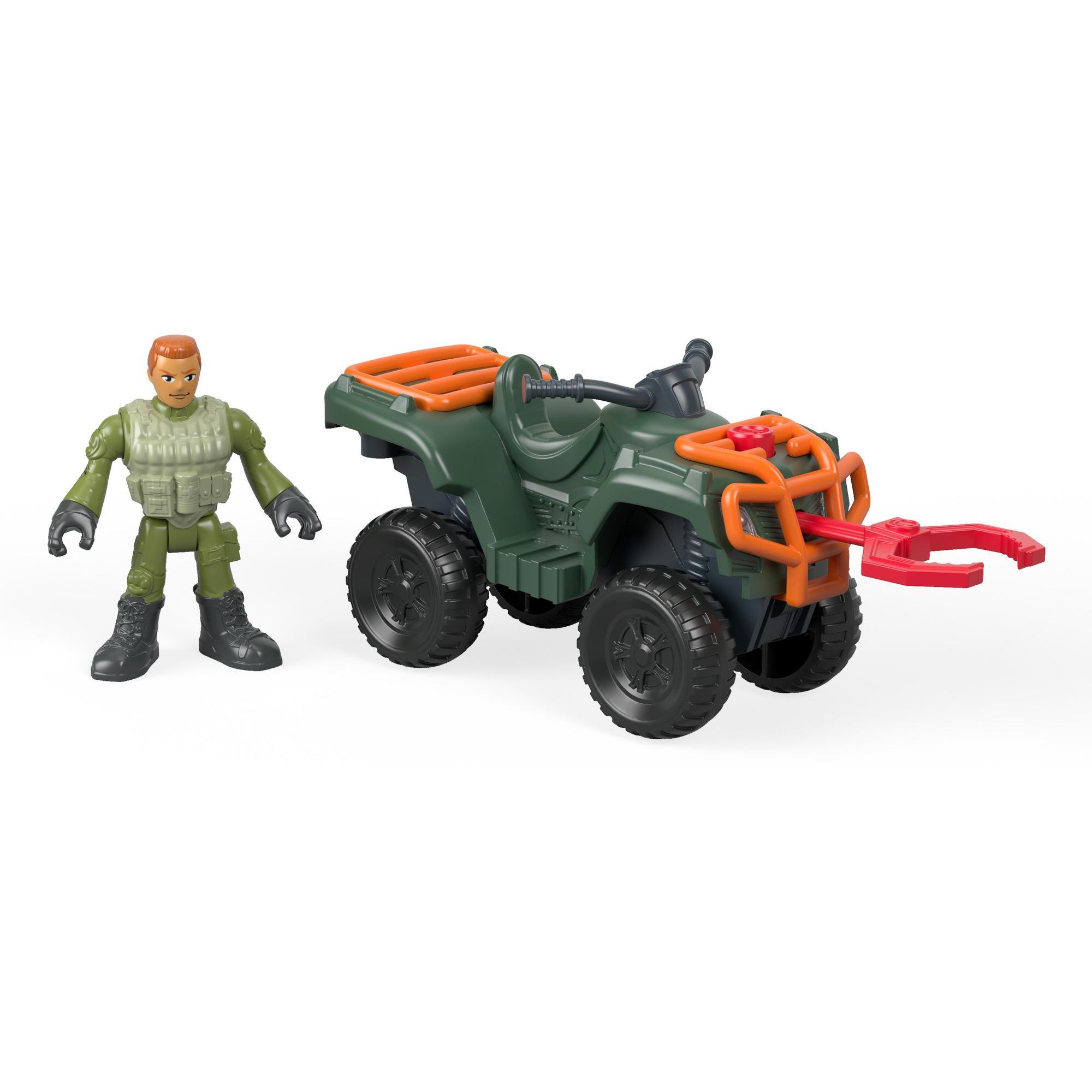 Imaginext Jurassic World ATV & Technician