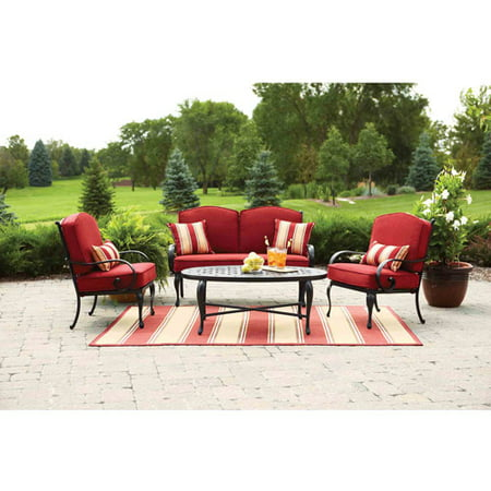Better Homes Gardens Bhg Fairglen 4pc Conversation Set