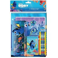Finding Dory Stationary Set - 11 pcs. - Art Supplies by Zoofy (W09874)