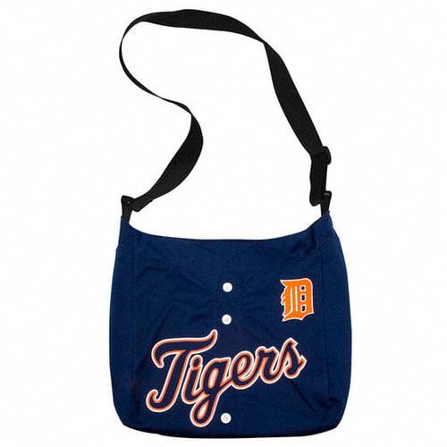 MLB - Detroit Tigers Messenger Bag: Veteran Jersey Tote
