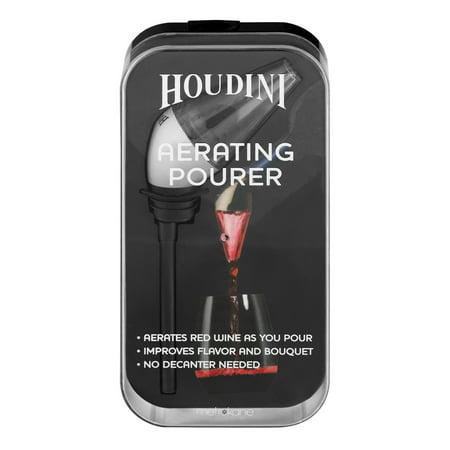 Houdini Aerating Pourer, 1.0 (Plastic Sugar Pourer)