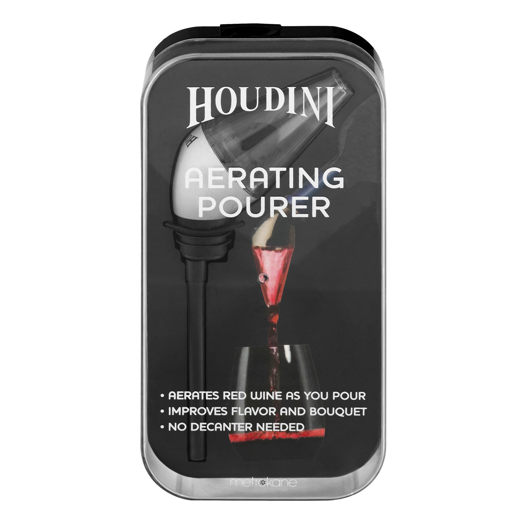 Houdini Aerating Pourer, 1.0 CT