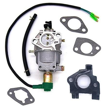Mcculloch Nuts - Lumix GC Insulator Gaskets Carburetor For McCulloch FG5700AK FG5700MK FG5700BKCD FG5700BOCD FG6000MA FG6000MK EC6000MK Generators